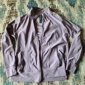 RBX workout jacket - women's XL
